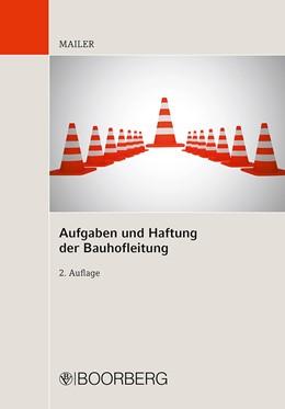 Abbildung von Mailer | Aufgaben und Haftung der Bauhofleitung | 2014