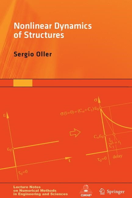 Nonlinear Dynamics of Structures | Oller | 2015, 2014 | Buch (Cover)