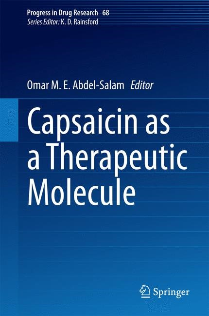 Abbildung von Abdel-Salam | Capsaicin as a Therapeutic Molecule | 2014