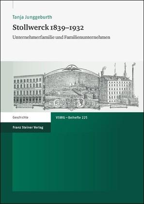 Stollwerck 1839–1932 | Junggeburth, 2014 | Buch (Cover)
