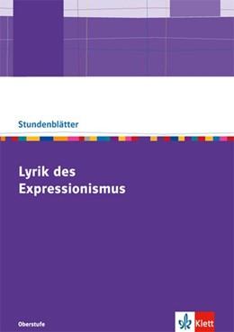 Abbildung von Stamm | Lyrik. Kopiervorlagen mit Unterrichtshilfen | 1. Auflage | 2015 | beck-shop.de