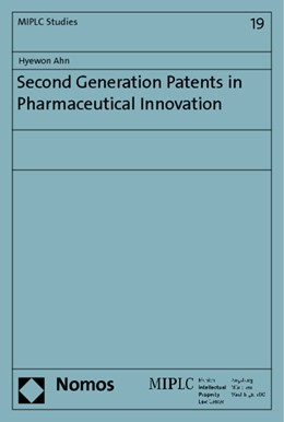 Abbildung von Ahn | Second Generation Patents in Pharmaceutical Innovation | 1. Auflage | 2014 | 19 | beck-shop.de