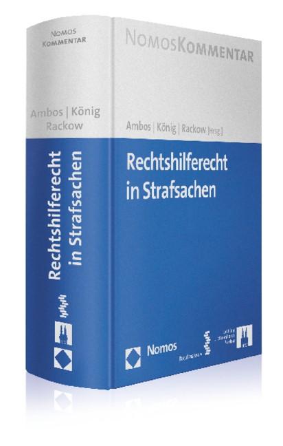 Rechtshilferecht in Strafsachen | Ambos / König / Rackow (Hrsg.), 2014 | Buch (Cover)