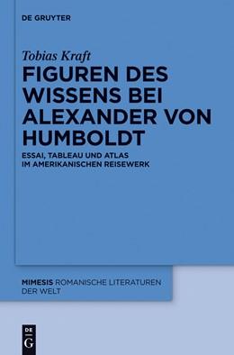 Abbildung von Kraft | Figuren des Wissens bei Alexander von Humboldt | 2014 | Essai, Tableau und Atlas im am... | 59