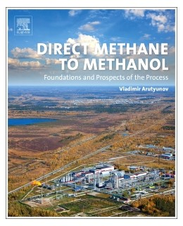 Abbildung von Arutyunov | Direct Methane to Methanol | 2014 | Foundations and Prospects of t...
