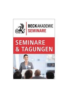 Abbildung von WEG-Recht: Einstieg und Praxis (auch als LIVE-WEBINAR) | | | beck-shop.de