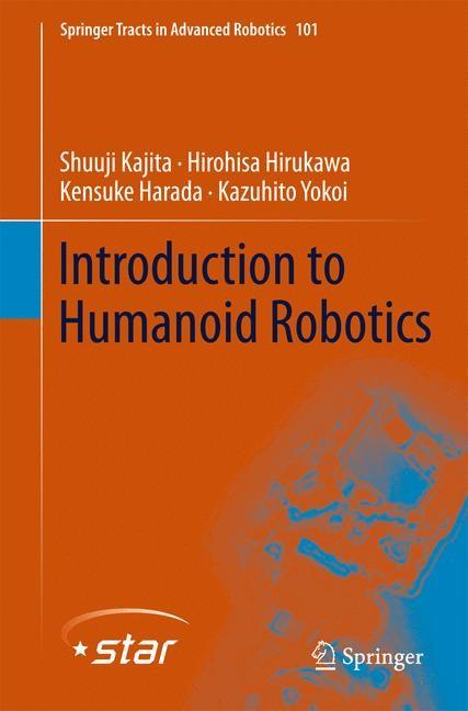 Introduction to Humanoid Robotics | Kajita / Hirukawa / Harada, 2014 | Buch (Cover)