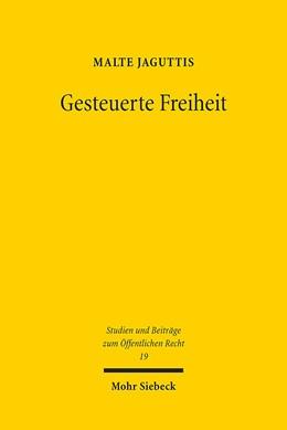 Abbildung von Jaguttis | Gesteuerte Freiheit | 1. Auflage | 2014 | 19 | beck-shop.de