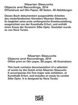 Abbildung von Maarten Sleeuwits   1. Auflage   2014   beck-shop.de