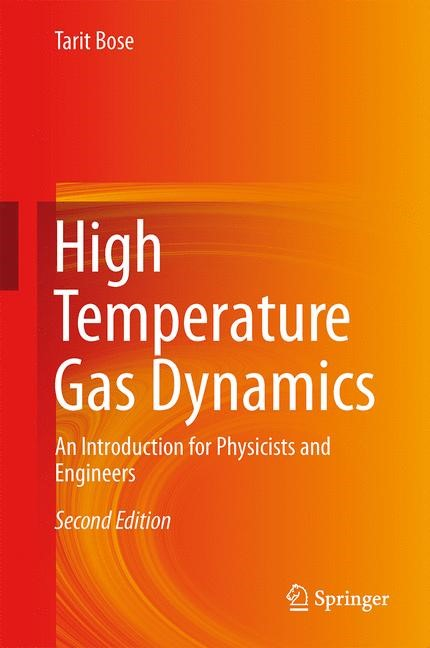 High Temperature Gas Dynamics | Bose, 2014 | Buch (Cover)