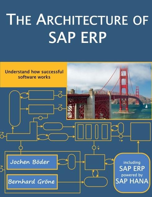 Abbildung von Boeder / Groene | The Architecture of SAP ERP | 2014