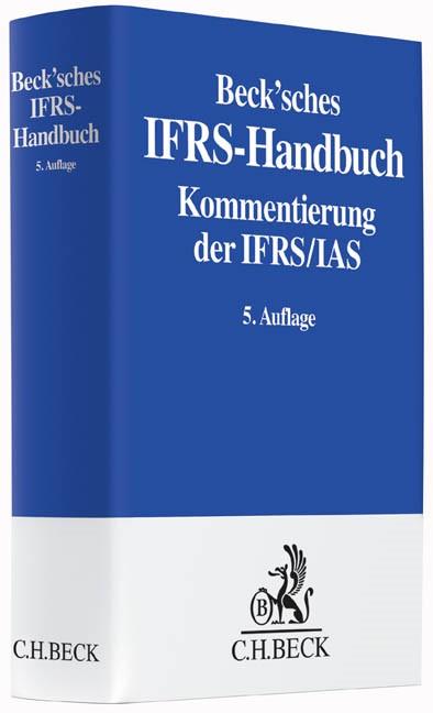 Beck'sches IFRS-Handbuch | 5., vollständig überarbeitete und erweiterte Auflage, 2015 | Buch (Cover)