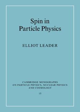 Abbildung von Leader | Spin in Particle Physics | 2001 | 15