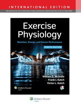 Abbildung von McArdle / Katch   Exercise Physiology   2014   Nutrition, Energy, and Human P...