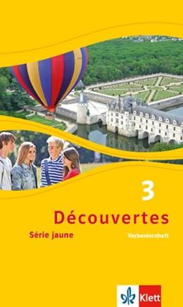 Abbildung von Découvertes Série jaune 3. Verbenlernheft | 1. Auflage | 2014 | beck-shop.de