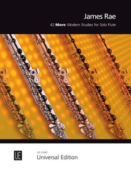 Abbildung von Rae | 42 More Modern Studies for Solo Flute für Flöte | 1. Auflage | 2014 | beck-shop.de