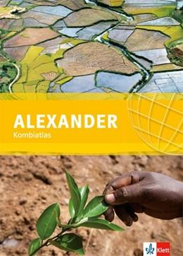 Abbildung von ALEXANDER Kombiatlas. Sekundarstufe I | 1. Auflage | 2014 | beck-shop.de