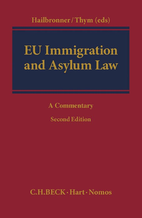 EU Immigration and Asylum Law | Hailbronner / Thym | 2nd edition, 2016 | Buch (Cover)
