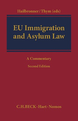 Abbildung von Hailbronner / Thym | EU Immigration and Asylum Law | 2. Auflage | 2016 | beck-shop.de