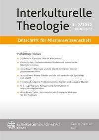 Abbildung von / Appl | Interkulturelle Theologie. Zeitschrift für Missionswissenschaft 39 (2013) 4 (ZMiss) | 2014