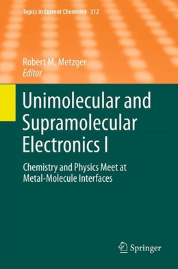 Abbildung von Metzger | Unimolecular and Supramolecular Electronics I | 2014 | Chemistry and Physics Meet at ... | 312