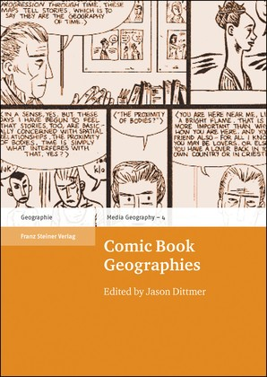 Abbildung von Dittmer | Comic Book Geographies | 2014