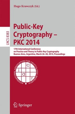 Abbildung von Krawczyk | Public-Key Cryptography -- PKC 2014 | 2014 | 17th International Conference ...