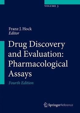 Abbildung von Hock | Drug Discovery and Evaluation: Pharmacological Assays | 4th ed. 2016 | 2016
