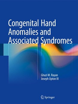 Abbildung von Rayan / Upton III | Congenital Hand Anomalies and Associated Syndromes | 1. Auflage | 2014 | beck-shop.de