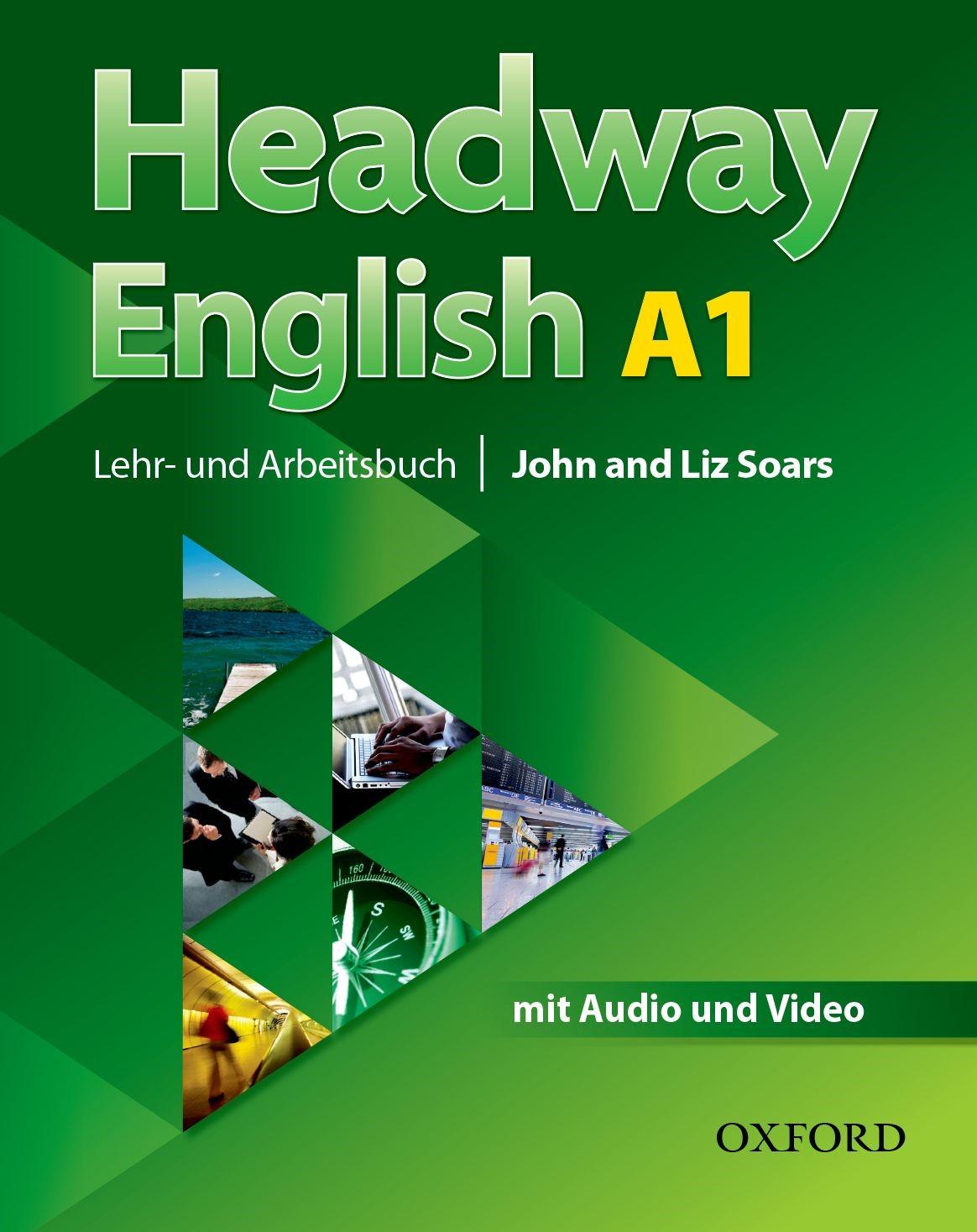 Abbildung von Soars / Soars   Headway English : A1   2014