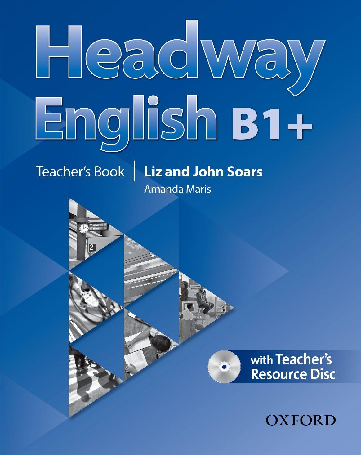 Abbildung von Soars / Soars   Headway English : B1+   2014