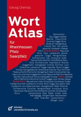 Abbildung von Drenda | Wortatlas für Rheinhessen, Pfalz und Saarpfalz | 2014