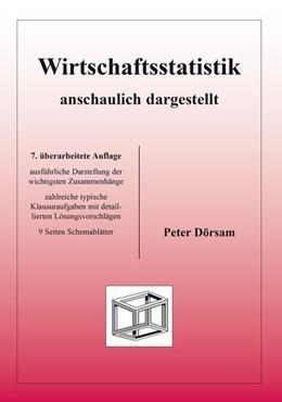 Abbildung von Dörsam | Wirtschaftsstatistik anschaulich dargestellt | 7., überarbeitete Auflage | 2014