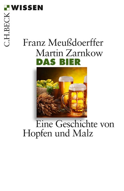 Cover: Franz Meußdoerffer|Martin Zarnkow, Das Bier