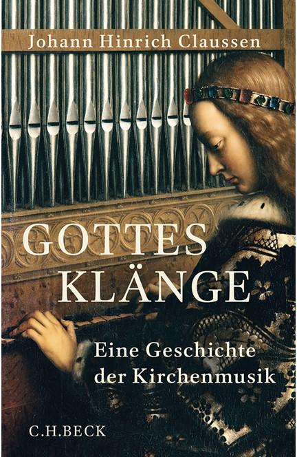 Cover: Johann Hinrich Claussen, Gottes Klänge