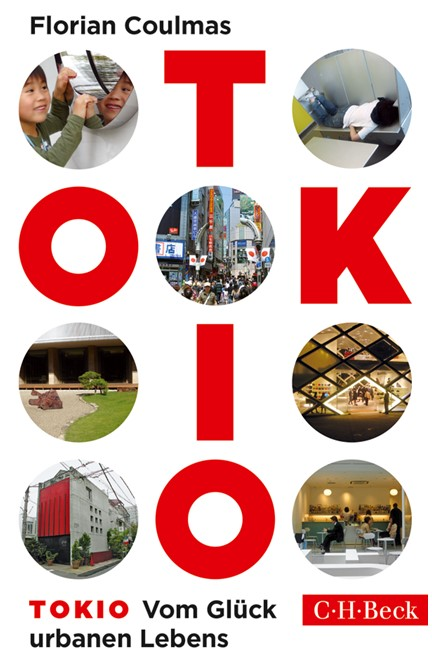 Cover: Florian Coulmas, Tokio