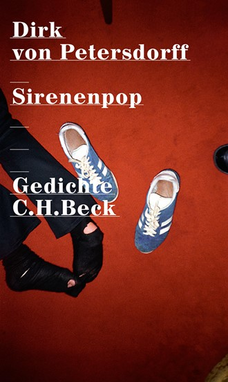 Cover: Dirk Petersdorff, Sirenenpop