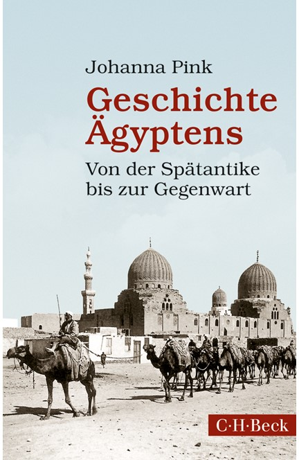 Cover: Johanna Pink, Geschichte Ägyptens