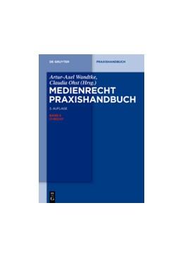 Abbildung von Wandtke (Hrsg.) | Medienrecht, Band 5: IT-Recht | 3. Auflage | 2014 | beck-shop.de