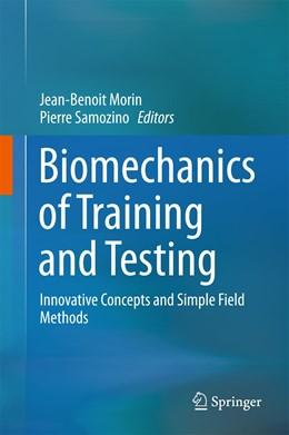 Abbildung von Morin / Samozino   Biomechanics of Training and Testing   1st ed. 2018   2018   Innovative Concepts and Simple...