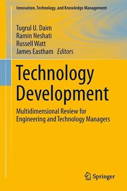 Abbildung von Daim / Neshati | Technology Development | 1. Auflage | 2014 | beck-shop.de