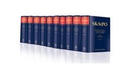 Abbildung von Wolter (Hrsg.) | Systematischer Kommentar zur Strafprozessordnung: SK-StPO | 5. Auflage | Gesamtausgabe in 10 Bänden