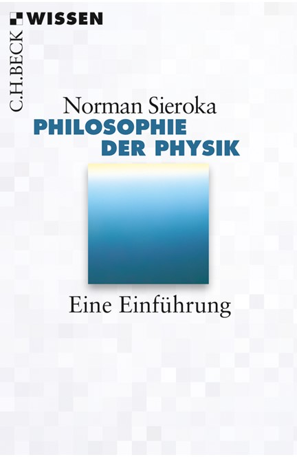 Cover: Norman Sieroka, Philosophie der Physik