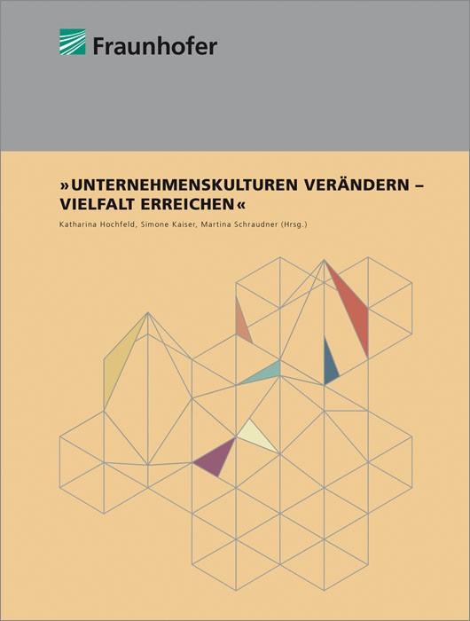 Unternehmenskulturen verändern - Vielfalt erreichen.. | / Hochfeld / Kaiser / Schraudner, 2014 | Buch (Cover)