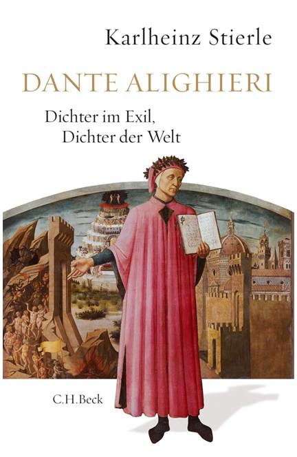 Cover: Karlheinz Stierle, Dante Alighieri