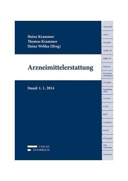 Abbildung von Krammer / Wrbka   Arzneimittelerstattung   3., überarbeitete Auflage 2014. Stand: 1. 1. 2014   2014