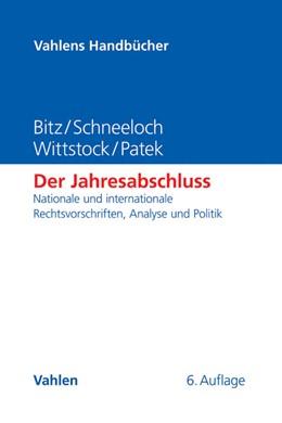 Abbildung von Bitz / Schneeloch   Der Jahresabschluss   6. Auflage   2014   beck-shop.de
