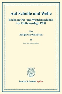 Abbildung von Wenckstern | Auf Scholle und Welle | 1. Auflage | 2014 | beck-shop.de