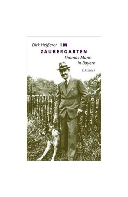 Cover: Dirk Heißerer, Im Zaubergarten