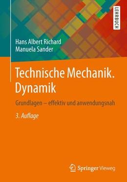 Abbildung von Richard / Sander | Technische Mechanik. Dynamik | 2014 | Grundlagen - effektiv und anwe...